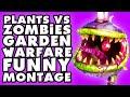 Plants vs. Zombies: Garden Warfare Funny Montage #3!