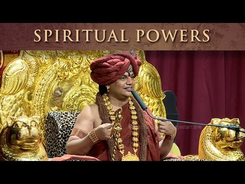 Everything you need to know about Spiritual Powers