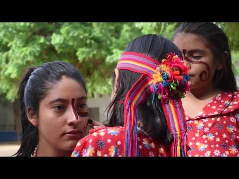 danza butoh Colombia Santa marta comunidad indigena