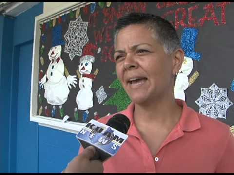Vandalism shuts down Agana Heights Elementary School