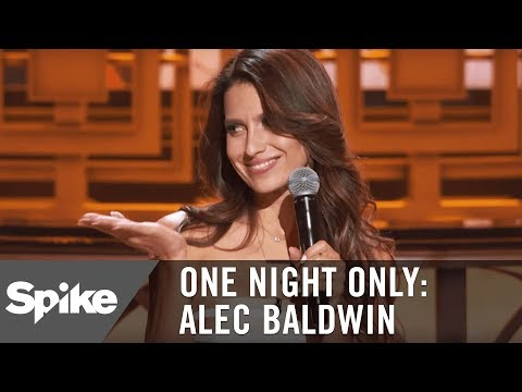 Hilaria Baldwin on Married Life w/ Alec Baldwin | One Night Only: Alec Baldwin