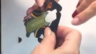 Наращивание (моделирование ногтей). Современный миндаль. Мастер-класс Татьяны Макаровой