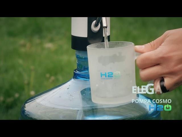 Cum se montează și cum se utilizează pompa Cosmo