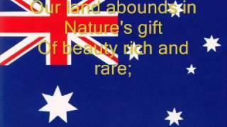 Hymne national de l'Australie thumbnail