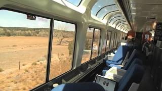 Southwest Chief Amtrak Train # 3 Part 1