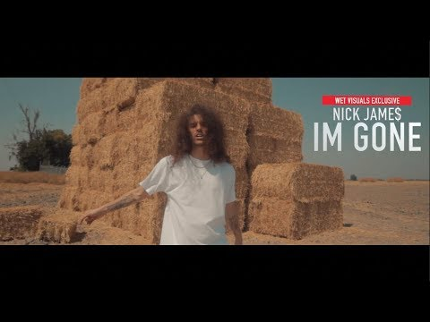Nick Jame$ - Im Gone | Dir. by @TheRealJayPusha ( Wet Visuals Exclusive - Music Video )