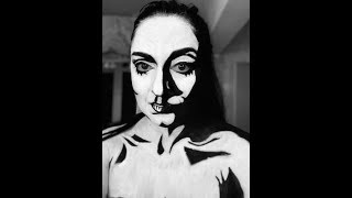 Video 66. Bodypainting! Πως έγινα κόμικ! |Sofia Moutidou
