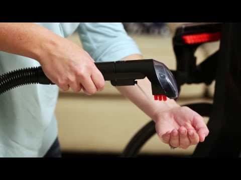 Bissell Carpet Cleaner Won't Spray. Easy Repair | FunnyDog.TV
