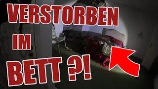 LOSTPLACE : Das Todes-Bett gefunden ! | ItsMarvin