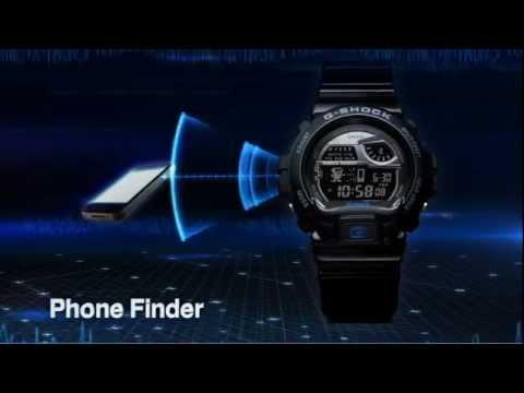 cb162c03fe 【レビュー】Bluetooth接続でiPhoneと連携する『CASIO G-SHOCK GB-6900AA 』