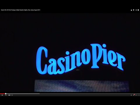 Casino Pier Review HD Seaside Heights, New Jersey