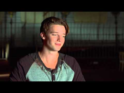 Scouts' Guide to the Zombie Apocalypse: Patrick Schwarzenegger Behind the Scenes Interview