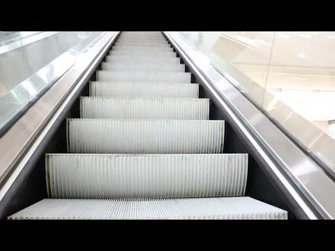 KONE Escalators - Dr. Martin Luther King, Jr. Library, SJSU, San Jose CA