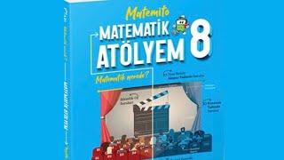 8.SINIF ATÖLYEM S.37-38-39 MEB TADINDA SORULAR 1(1-8.SORULAR)