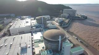 秦山核电站九堆介绍新装机容量