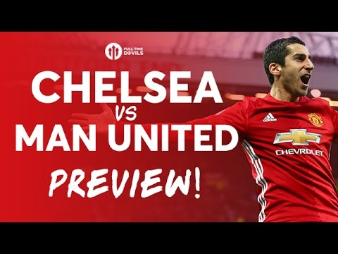 Chelsea vs Manchester United | LIVE FA CUP PREVIEW