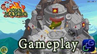 John Mambo PC Alpha Gameplay - Camaron Cannon
