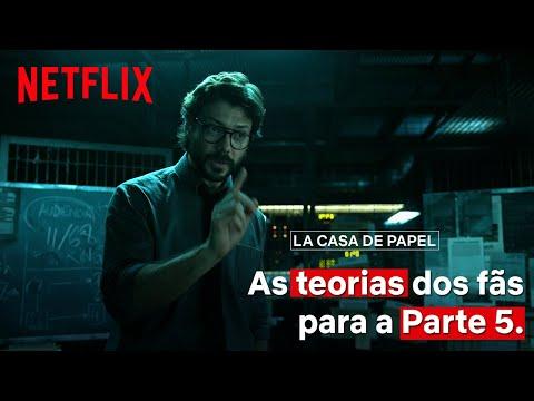 5 teorias MALUCAS sobre o futuro de La Casa de Papel   Netflix Brasil