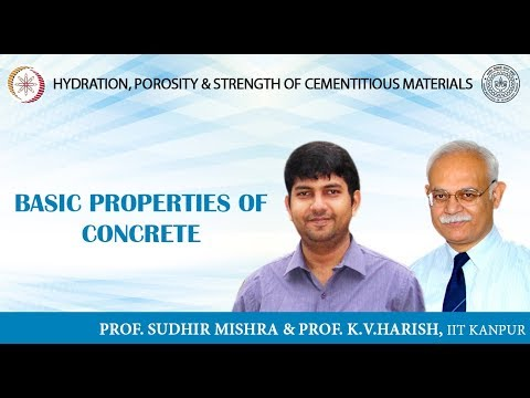Basic Properties of Concrete