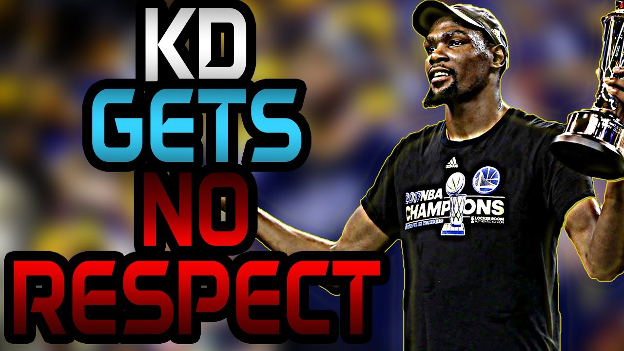9c07c817c0eb KEVIN DURANT STILL GETS NO RESPECT FOR HIS RING!