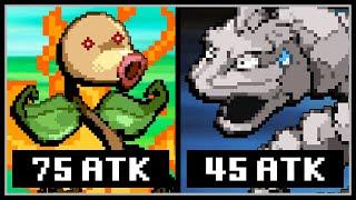 Download 51 Weird Pokemon Stats!