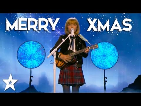 Merry Christmas! Grace VanderWaal Sings 'Frosty The Snowman' | Holiday Spectacular!