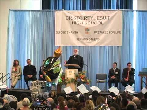 2013 Keynote Speaker - Fr. Greg Boyle, S.J.