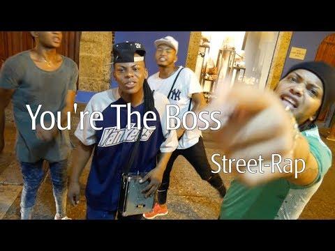 You're The Boss - Street Rap in Cartagena