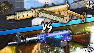 BO3 Sten VS WW2 Sten Which is BETTER?