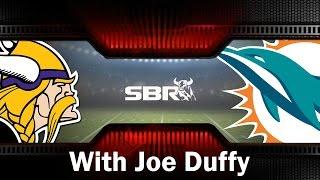 Minnesota Vikings vs Miami Dolphins Preview NFL Picks Week 16 w/ Duffy, Loshak