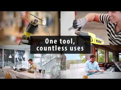 Wagner Furno Heat Guns Intro - One Tool, Countless Uses.
