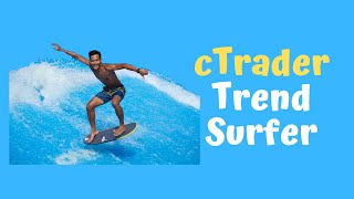 cTrader Forex Trend Surfing Indicator