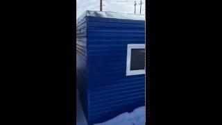 видео Аренда вагона-бытовки