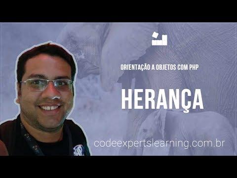 Vídeo no Youtube: #php #oo [Orientação a Objetos com PHP] - 3 Henrança