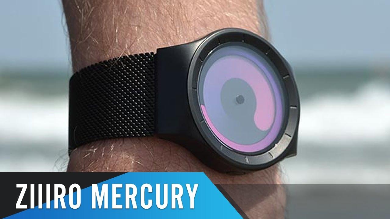 Ziiiro mercury