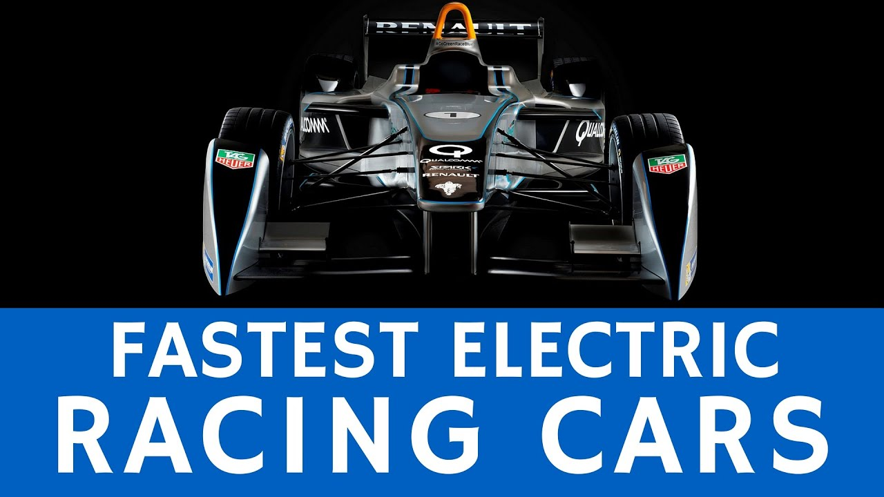 Best Electric Race Cars And Quickest E Vehicles Youtube