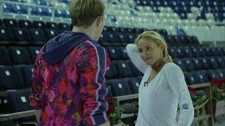 Ледниковый период. Татьяна Навка иАндрей Бурковский. Профайл. (01.10.2016)