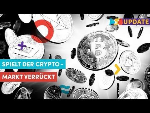 Crypto-Crash - Ist Der Markt Verrückt? | Studie: Bitcoin-Mond | B58-Update KW36/18