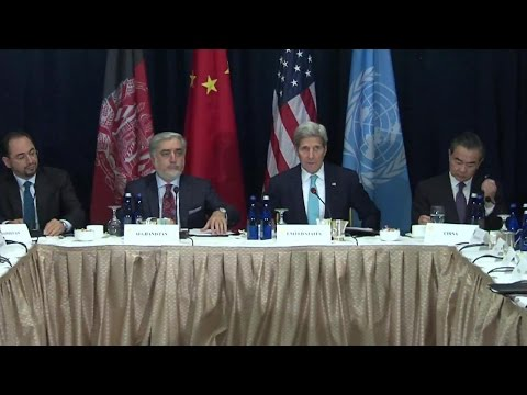 High-Level Meeting on Afghanistan in New York City