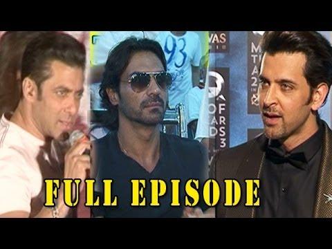 Planet Bollywood News - Salman Khan's Jai Ho Tax free in Gujarat, Hrithik Roshan & Arjun Rampal meet at an event & more