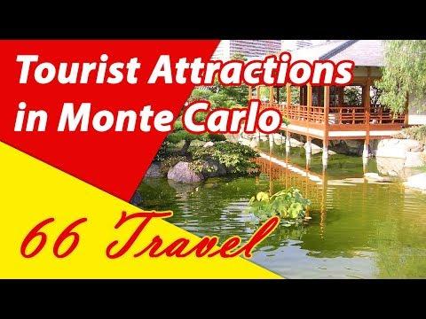 List 8 Tourist Attractions in Monte Carlo, Monaco | Travel to Europe