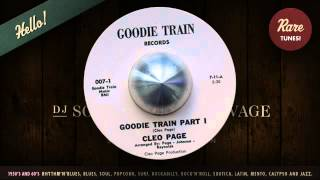 Cleo Page / Goodie Train Part 1