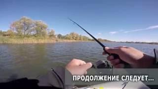 Ловля судака с лодки на спиннинг осенью ( виды проводок)