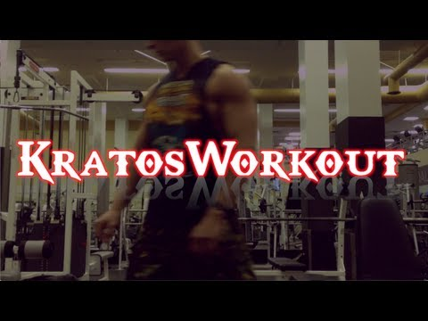 JOSEPH GATT  Fitness  Kratos Workout DB Bicep Curls