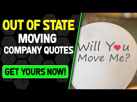 Moving Company Quotes >> Get 7 Free Out Of State Moving Company Quotes Save Up To