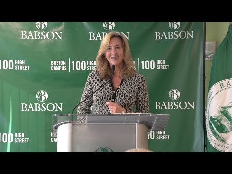 Babson Boston Grand Opening Celebration