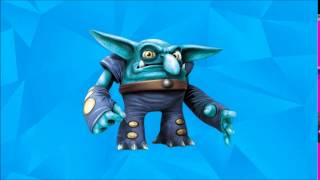 [♪♫] CHILL BILL - Villain Theme | Skylanders Trap Team Music