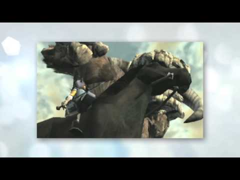 Ico & Shadow of the Colossus - PS3 Bonus Material