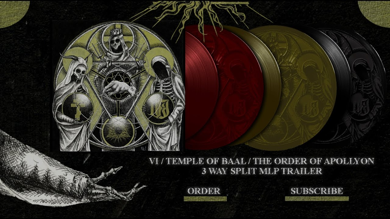 THE ORDER OF APOLLYON SPLIT