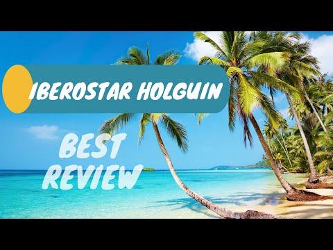 IBEROSTAR HOLGUIN RESORT REVIEW CUBA-2019